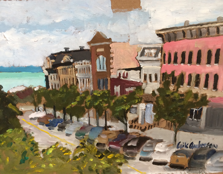 Downtown Sandusky - 2018 (sold)