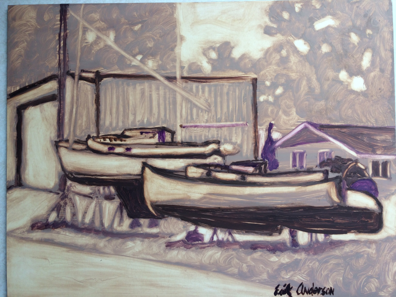 2 Boats Catawba Marina - 2019 (sold)