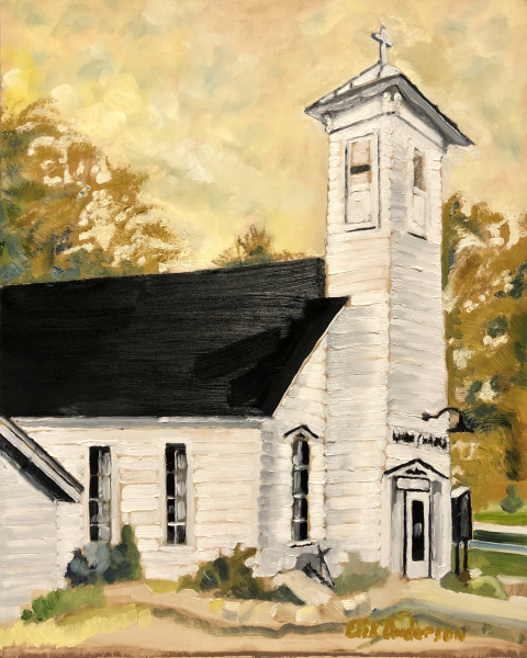 Union Chapel - 2019 (sold)