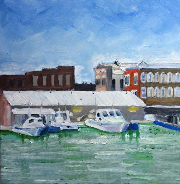Port City - 2019 (sold)