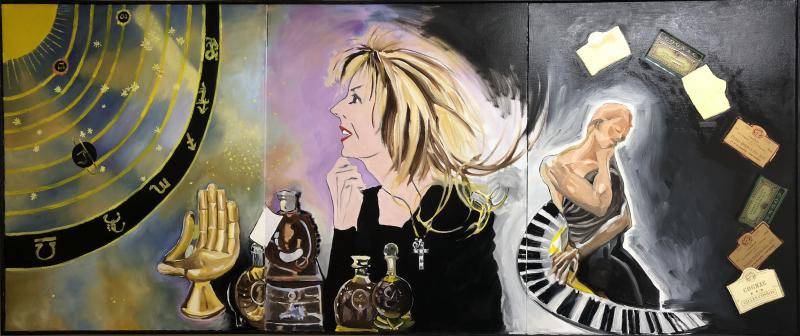 Terri - commission - 2019 (sold)