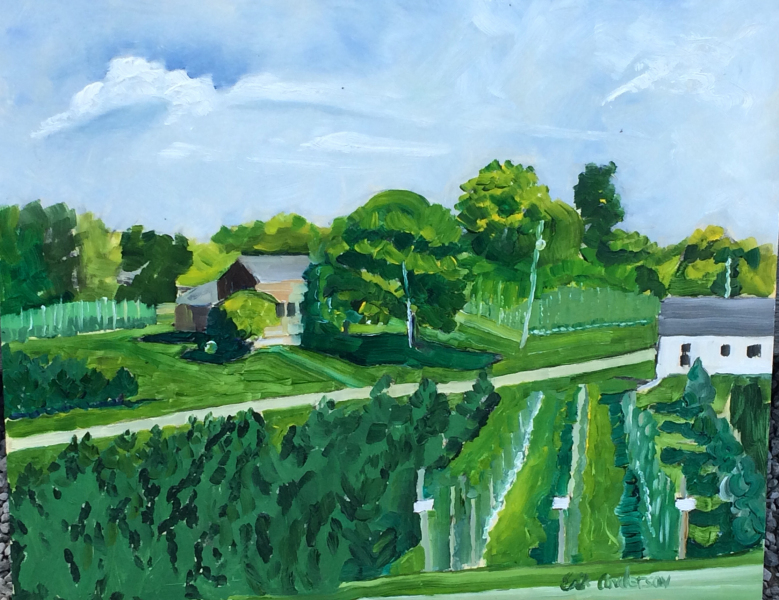 Quarry Hill Orchards - 2018 (sold)