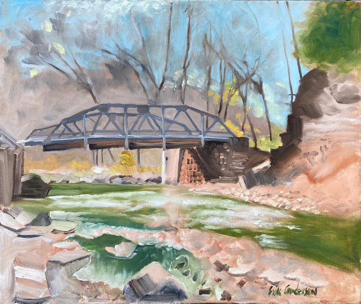 The Bridge at Mill Hollow - 2020