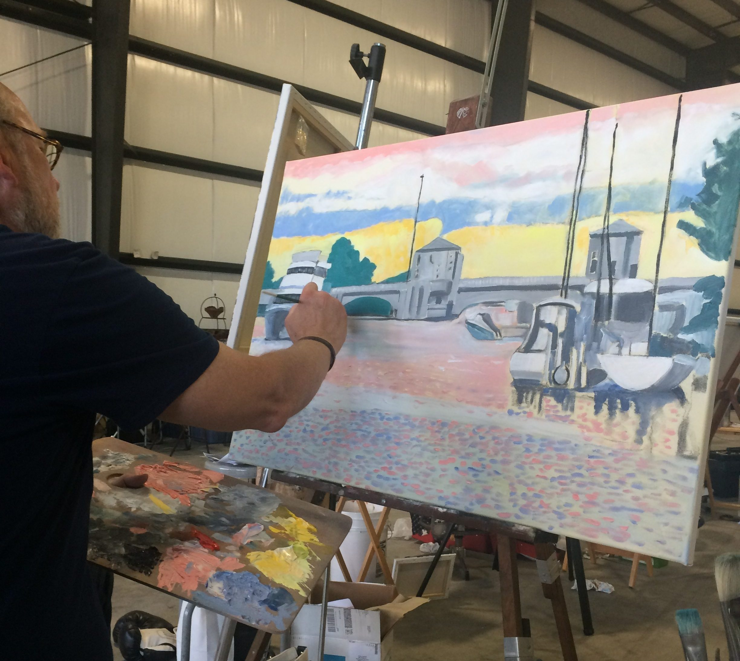 Battle of the Artists: Appetite for the Arts 2017