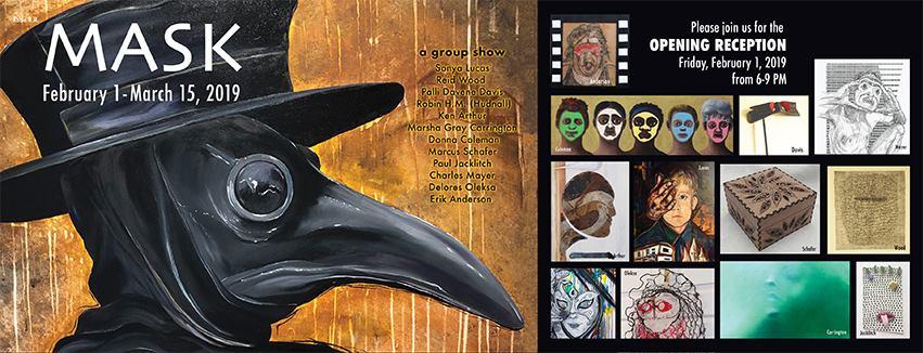 Mask – at Carrington Arts