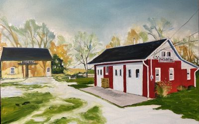 Moes Cider Mill – 2020 Hometown Commission