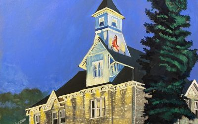 Three new commissions for Rocky Point Winery